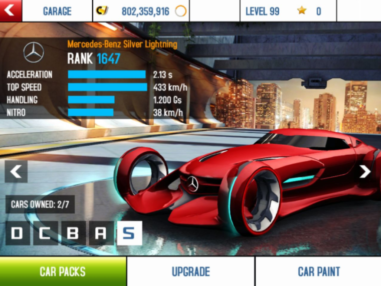 Cara Cheat Game Asphalt 8 Airbone Android