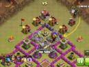 Cara Menyerang COC di Clan Wars Dengan Balloon dan Minion
