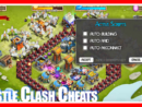 Cara Cheat Castle Clash Android