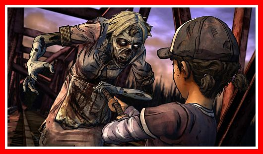 game android terseram Walking Dead