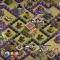 Strategi Serangan Naga TH 8 COC Untuk Raih 3 Bintang di Wars