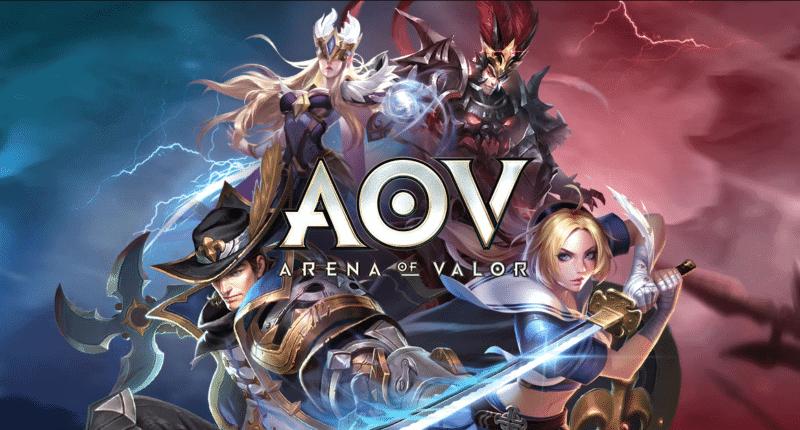 Cara Cepat Naik Ranked Arena Of Valor (AOV)