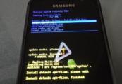 Cara Mengatasi Android Hanya Muncul Logo