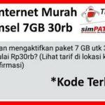 Daftar Internet Murah Telkomsel