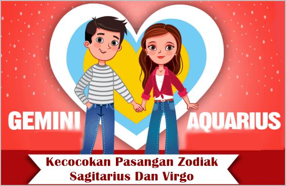 Kecocokan Pasangan Zodiak Aquarius Dan Gemini