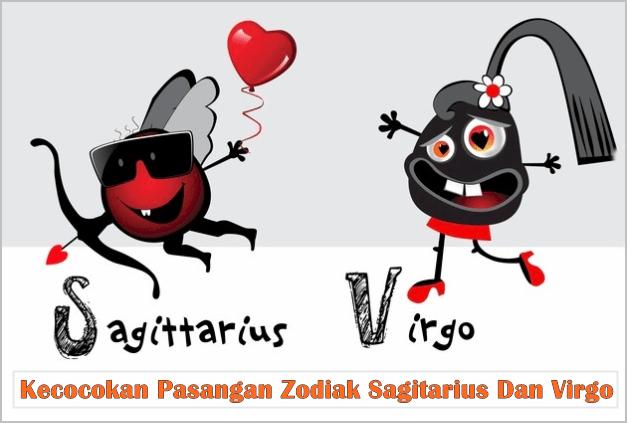 Kecocokan Pasangan Zodiak Sagitarius Dan Virgo