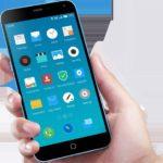 Meizu M1 Blue Charm Hp Android Lokal Berkualitas