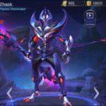 Cara Menggunakan Hero Zhask Mobile Legends Dari Android