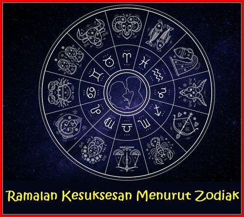 Ramalan Kesuksesan Menurut Zodiak