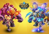Game Magic Rush Heroes