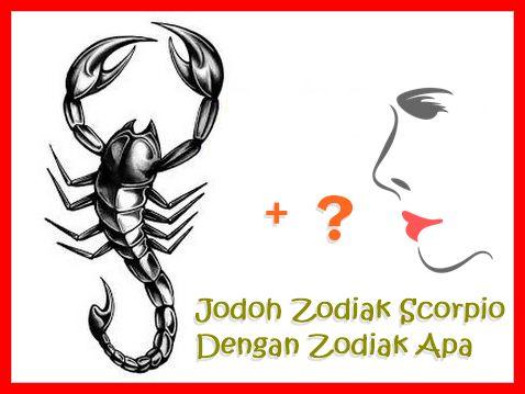Jodoh Zodiak Scorpio Dengan Zodiak Apa
