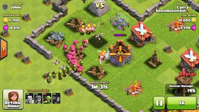 strategi menyerang TH 4