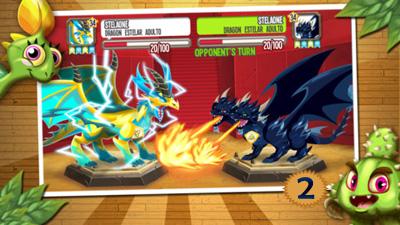 Data Kekuatan dan Kelemahan Elemen Naga di Dragon City