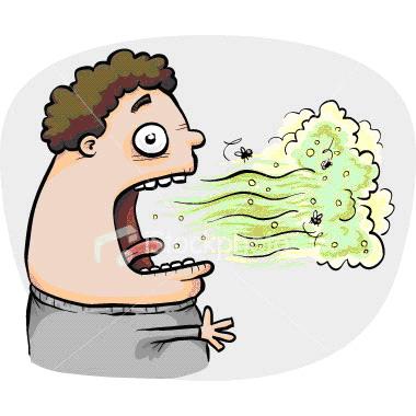 Cara Menghilangkan / Mengatasi Bau Mulut