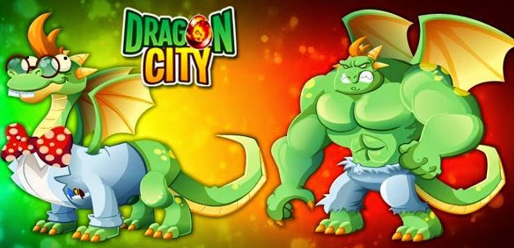 Angry Dragon Di Dragon City
