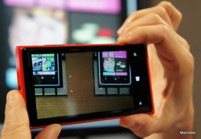 Kamera Nokia Lumia 920