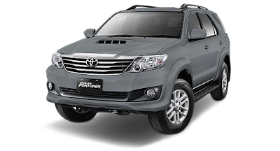 Toyota Fortuner VNTurbo Dark Grey Mica Metallic