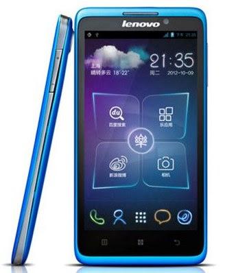Lenovo IdeaPhone S720