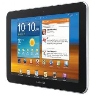 Samsung Galaxy Tab 10.1 3G + Wi-Fi - 16 GB