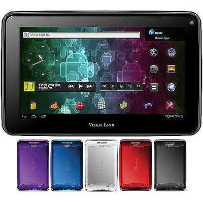 Harga dan Spesifikasi Tablet Visual Land Prestige
