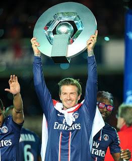 Paris Saint-German Tanpa David Beckham