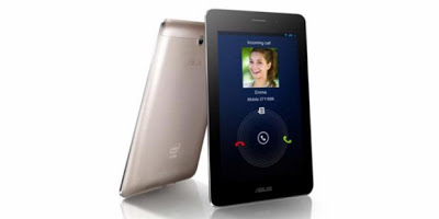 Harga dan Spesifikasi Tablet Asus Fonepad