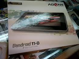 spesifikasi tablet advan t1d