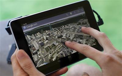Cara Root Tablet Google Nexus 7