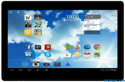 Cara root Tablet Denver TAD 10023