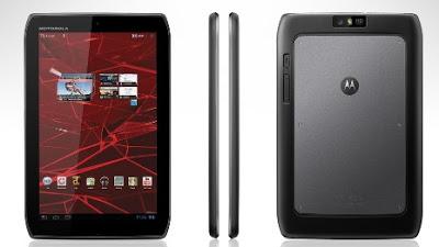 Harga dan Spesifikasi Tablet Motorola XOOM 2 Media Edition MZ607