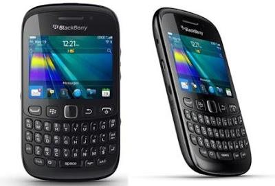 Harga dan spesifikasi Blackberry Curve 9220