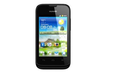 Harga dan spesifikasi Huawei Ascend Y210D
