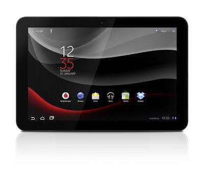 Harga dan spesifikasi Vodafone Smart Tab II 7
