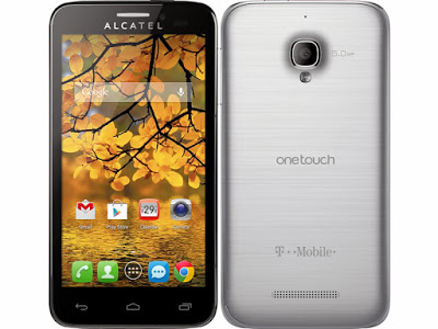 Harga dan Spesifikasi Alcatel One Touch Fierce