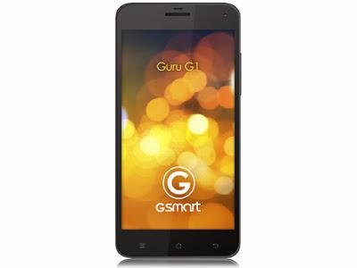 Harga dan Spesifikasi Gigabyte Gsmart Guru G1