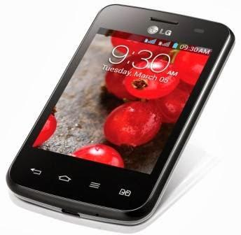 Harga dan Spesifikasi LG Optimus L2 II E435