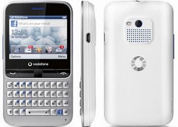 Harga dan Spesifikasi Vodafone Chat 655