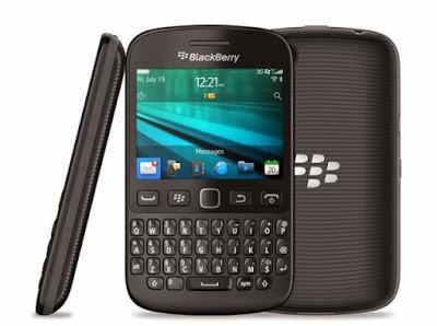 Harga Blackberry 9720 Masih Stabil di Atas 2 Juta Rupiah