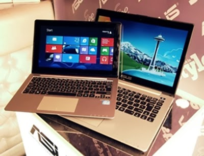 review spesifikasi Tablet Asus Windows 8 Vivobook