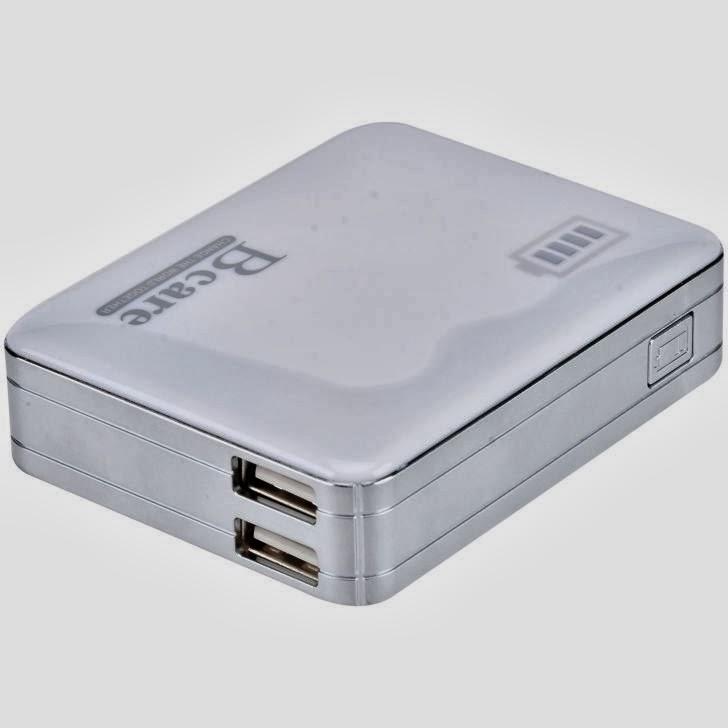 Power Bank Bcare MP 77 6200 mAh Dual Output
