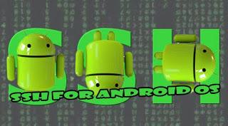 Cara Menggunakan SSH Di Android