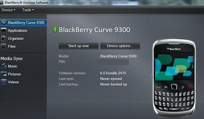 Cara Menjadikan BlackBerry sebagai Modem