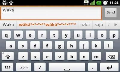 Cara Membuat Auto Text di Android