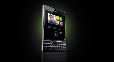 Review Blackberry Passport