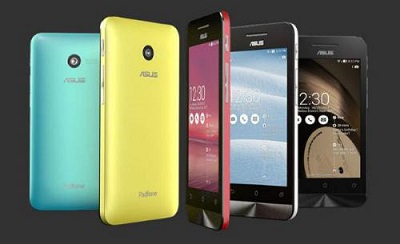 Daftar Harga HP Asus Android