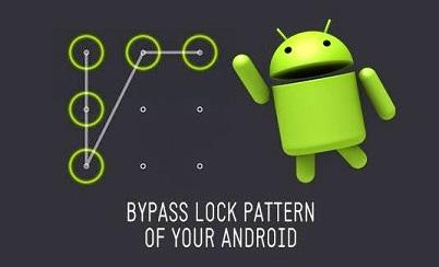 Membuka Lock pattern Android