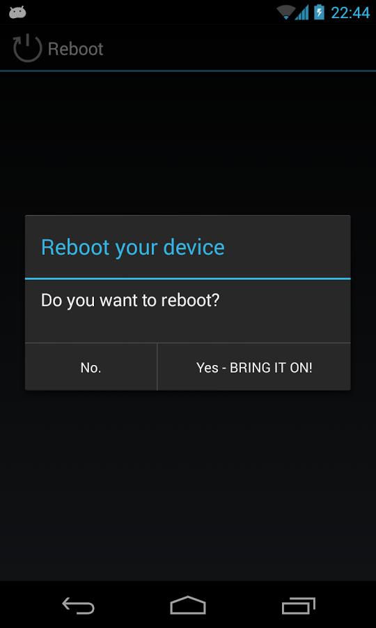 Cara Reboot Android secara Mudah
