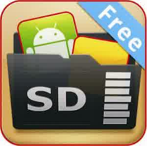 Logo App2SD Android Apps