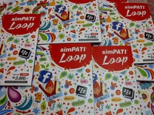 Paket BlackBerry simPATI Loop