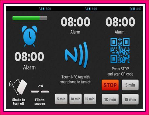 aplikasi alarm android terbaik unik